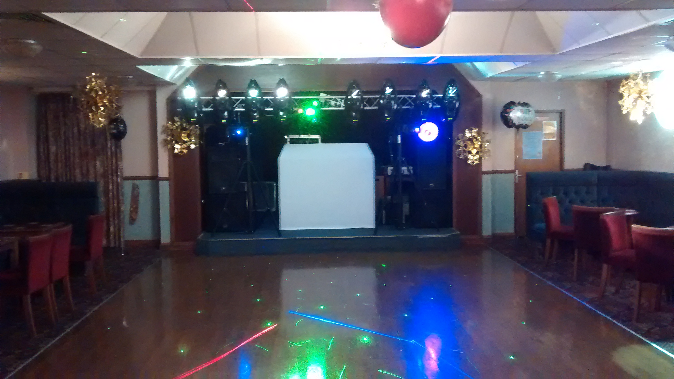 Birthdays, weddings, mobile DJ