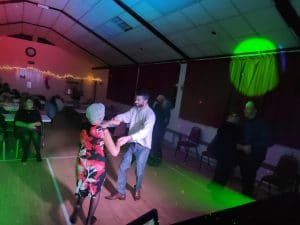 Almondsbury Sports and Social Club 70th birthday DJ