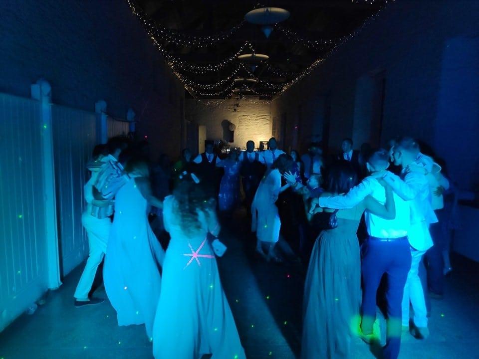 Wedding DJ, Hestercombe Gardens, Taunton