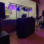 Trudoxhill village hall, Frome. Disco and DJ service.