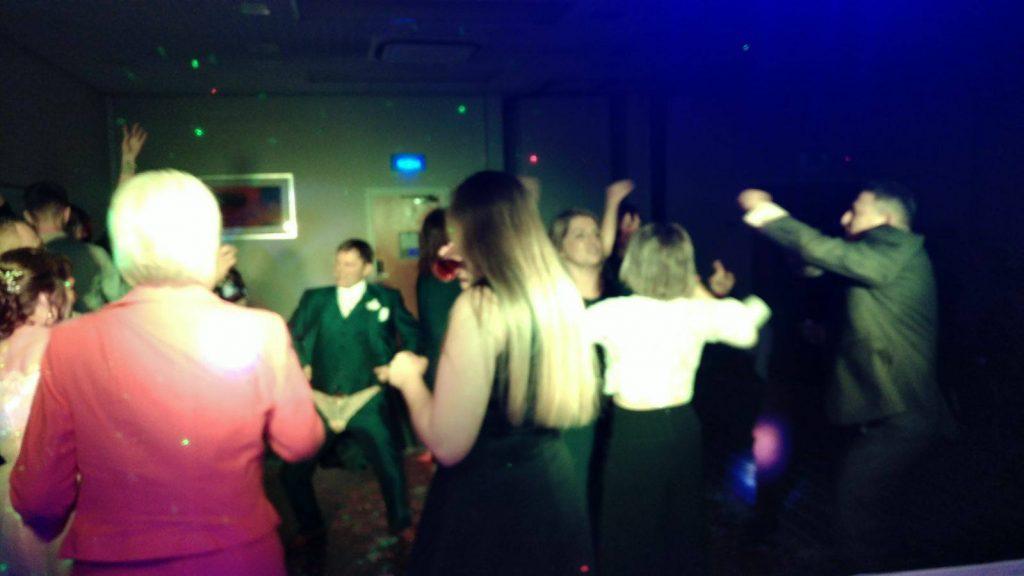 Holiday Inn Taunton DJ