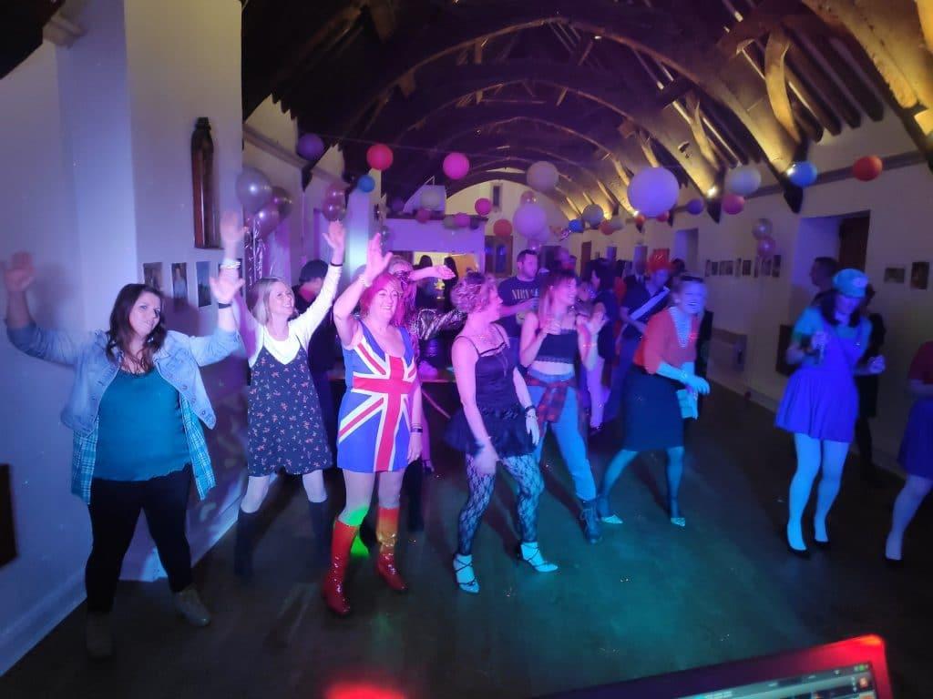 DJ / disco at Hutton Village Hall